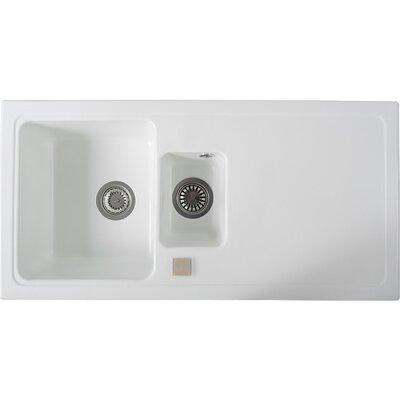 Astracast Palmetto 100cm x 50cm 1.5 Bowl Kitchen Sink