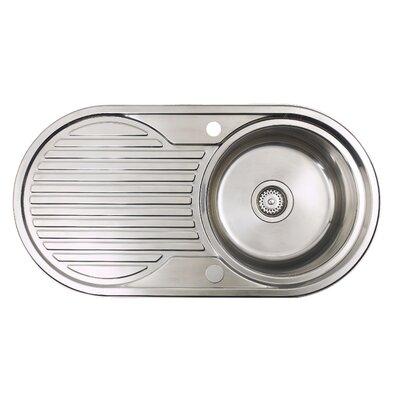 Astracast Roble 90cm x 48cm 1.0 Bowl Kitchen Sink