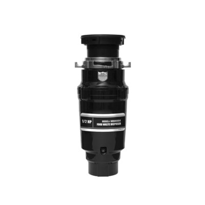 Astracast Waste Disposer with Speed Master Mounting