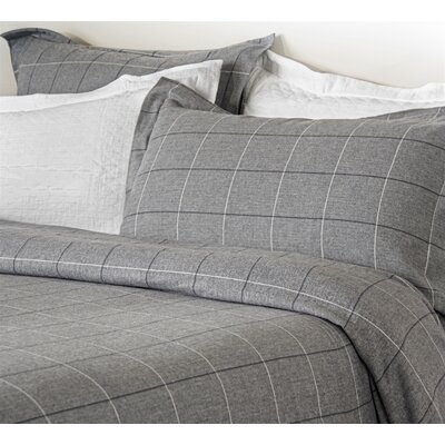 Design Port Acton 100% Brushed Cotton Oxford Pillowcase