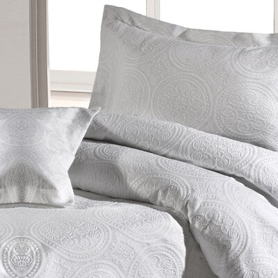 Design Port Stowe Jacquard Oxford Pillowcase
