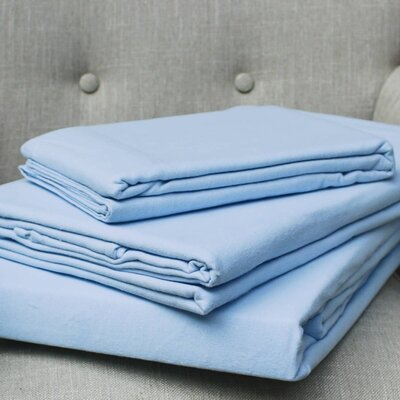 Design Port Premium 100% Pure Cotton Fitted Sheet