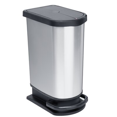 Rotho 50 L Treteimer Paso mit Geruchschutz