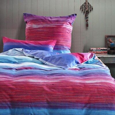 Sternenzelt Bettwäsche-Set Pina aus Biber