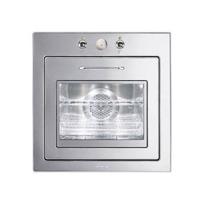 """Piano 24"""" Electric Single Wall Oven"""