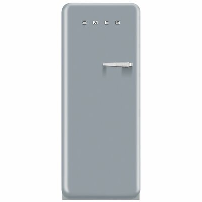 9.2 cu. ft. All- Refrigerator with Ice Compartment Color: Silver, Handle Location: Right