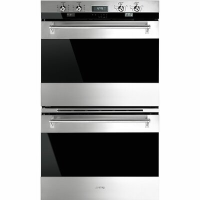 "30"" Self Cleaning Electric Double Wall Oven"