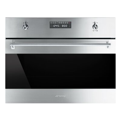 """24"""" Electric Single Wall Oven with Built-In Microwave"""