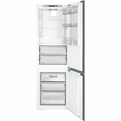 8.4 cu. ft. Compact Refrigerator with Freezer