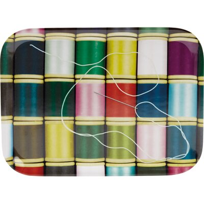 Designed in Colour Eames Cotton Reels Tray