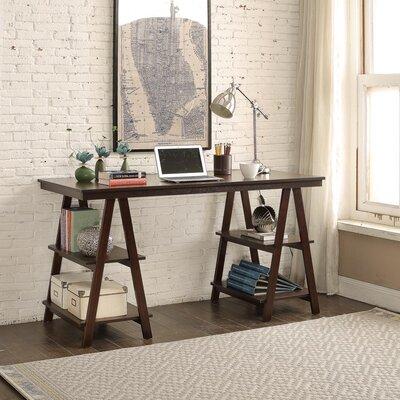 Sawhorse Open Architecture Writing Desk