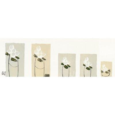 "DEInternationalGraphics ""La famille tulipe"" von Christian Choisy, Kunstdruck"