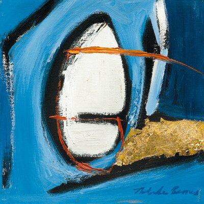 "DEInternationalGraphics ""Abstract Composition III"" von Natasha Barnes, Fotodruck"