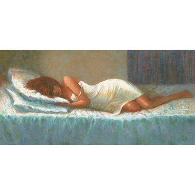 """DEInternationalGraphics """"Woman II"""" von Lynne Highmore Blaikie, Kunstdruck"""