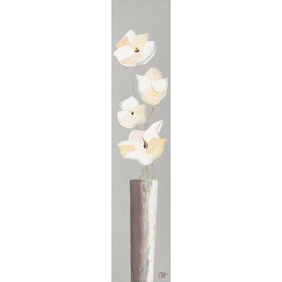 """DEInternationalGraphics """"Contraste floral II""""von Bernard Ott,  Kunstdruck"""