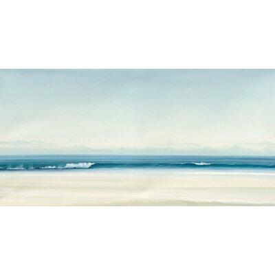 """DEInternationalGraphics """"The other Side of the Atlantic"""" von Dawn Reader, Kunstdruck"""