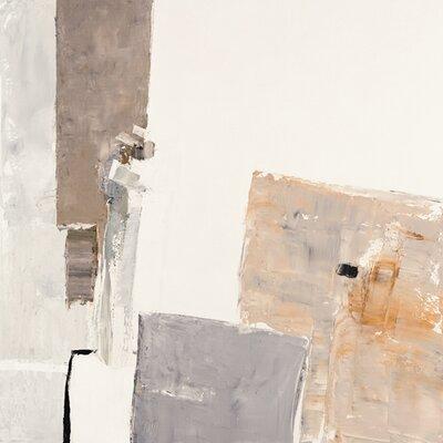"""DEInternationalGraphics """"Le bouquet dans l`atelier""""  von Christian Choisy, Kunstdruck"""