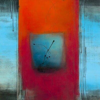 """DEInternationalGraphics """"Conception V"""" von Carole Bécam, Kunstdruck"""
