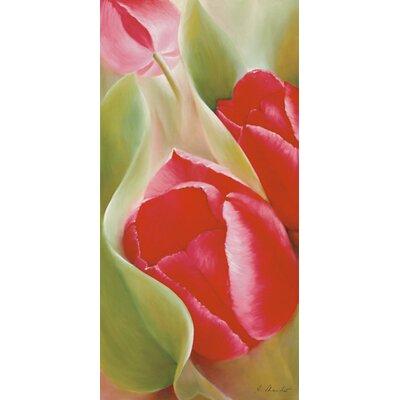 """DEInternationalGraphics """"Tulpen I"""" von Annette Schmucker, Kunstdruck"""