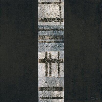 """DEInternationalGraphics """"Composition I"""" von Karin Planker, Kunstdruck"""