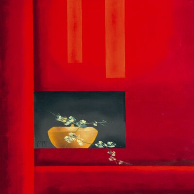 """DEInternationalGraphics """"Libre"""" von Bernadette Triki, Kunstdruck"""