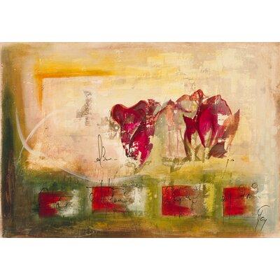 """DEInternationalGraphics """"El amore"""" von Gemma Leys, Kunstdruck"""