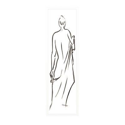 """DEInternationalGraphics """"Euphrosyne"""" von Frédérique Marteau, Kunstdruck"""