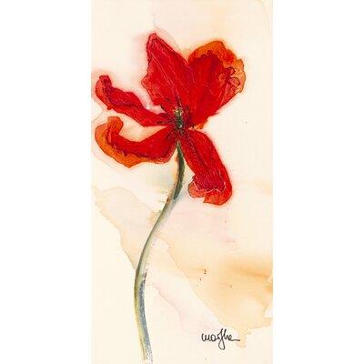 "DEInternationalGraphics ""Tulipe III"" von Marthe, Kunstdruck"