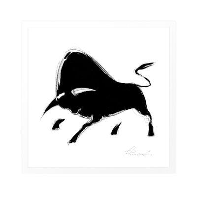 "DEInternationalGraphics ""La corrida IV"" von Inna Panasenko, Kunstdruck"