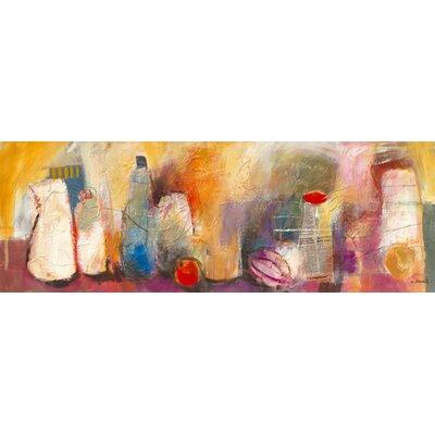 """DEInternationalGraphics """"Stillleben VI"""" von Manuela Daniel, Kunstdruck"""