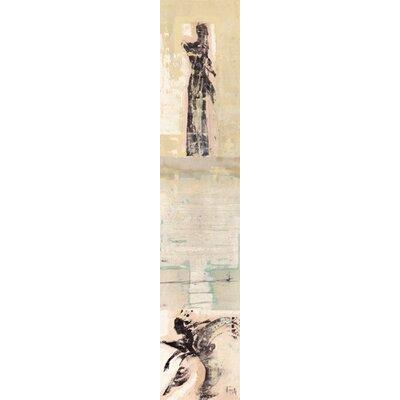 """DEInternationalGraphics """"Oslo II"""" von Rose Richter- Armgart, Kunstdruck"""