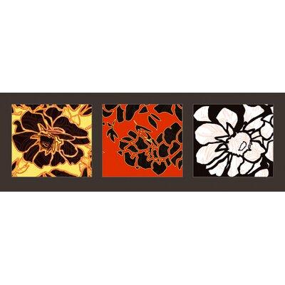 """DEInternationalGraphics """"Flowers III"""" von Talva Design, Kunstdruck"""