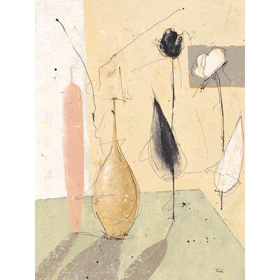 """DEInternationalGraphics """"Multiple Schwebung V"""" von Ronald Pohl, Kunstdruck"""