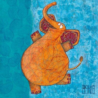 """DEInternationalGraphics """"Barry"""" von Sushila Dahan, Kunstdruck"""