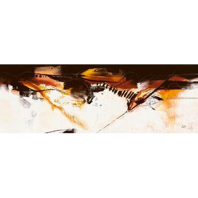 """DEInternationalGraphics """"Violino III"""" von Isabelle Zacher- Finet, Kunstdruck"""