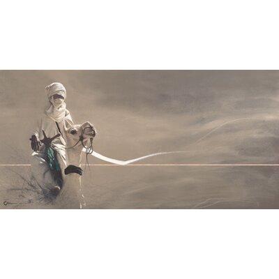 """DEInternationalGraphics """"Le Méhari blanc"""" von Cédric Cazal, Kunstdruck"""