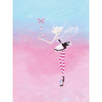 """DEInternationalGraphics """"Fairy Cake"""" von Lorrie McFaul, Kunstdruck"""