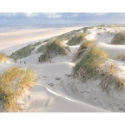 DEInternationalGraphics Les dunes- pastel Kunstdruck von Georges- Félix Cohen