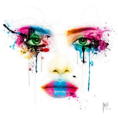 "DEInternationalGraphics ""Acrylglasbild Colors"" von Patrice Murciano, Kunstdruck"