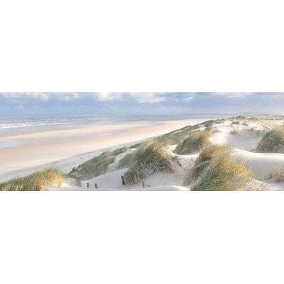 "DEInternationalGraphics ""Les dunes- pastel"" von Georges- Félix Cohen, Kunstdruck"