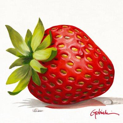 """DEInternationalGraphics """"FrAgoLa"""" von Paolo Golinelli, Kunstdruck"""