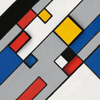 """DEInternationalGraphics """"Set II"""" von Theo Schouten, Grafikdruck"""