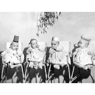 """DEInternationalGraphics """"Famous British Quads"""" von Anonym, Fotodruck"""