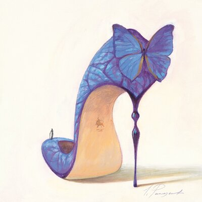 """DEInternationalGraphics """"Sketches of Love VIII"""" von Inna Panasenko, Kunstdruck"""