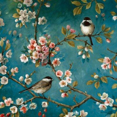 "DEInternationalGraphics Acrylglasbild ""Blossom I"" von Lisa Audit, Kunstdruck"