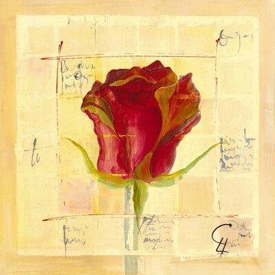 """DEInternationalGraphics """"Oigas III"""" von Gemma Leys, Kunstdruck"""
