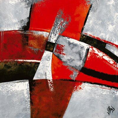 "DEInternationalGraphics ""Graphique II"" von Jadis, Kunstdruck"