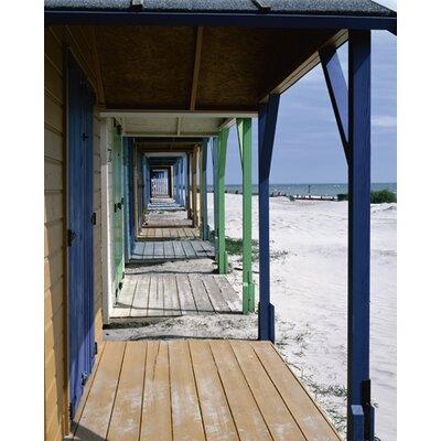 """DEInternationalGraphics """"Ocean Views"""" von Gill Copeland, Fotodruck"""