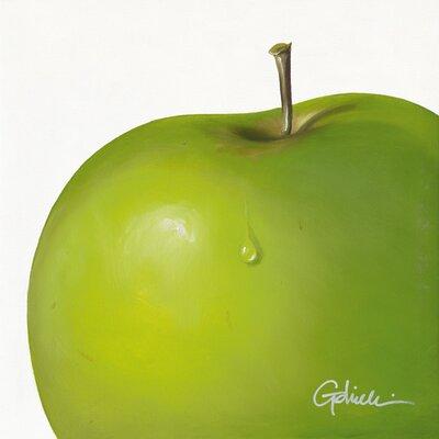"""DEInternationalGraphics Acrylglasbild """"MeLa VeRdE DettAgLiO"""" von Paolo Golinelli, Kunstdruck"""