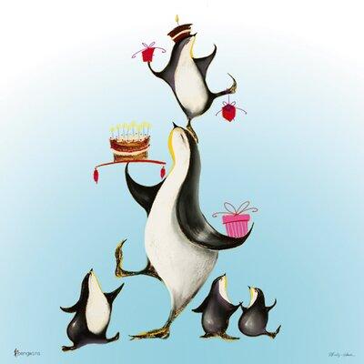 """DEInternationalGraphics """"Mr. Fun"""" von Marilyn Robertson, Kunstdruck"""